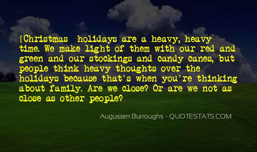 Quotes About Christmas And Family #1836981