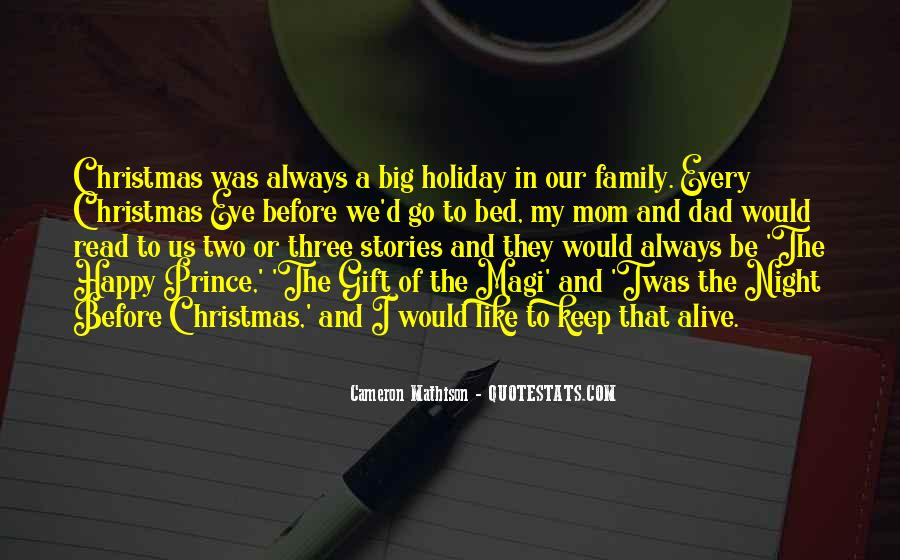 Quotes About Christmas And Family #355157