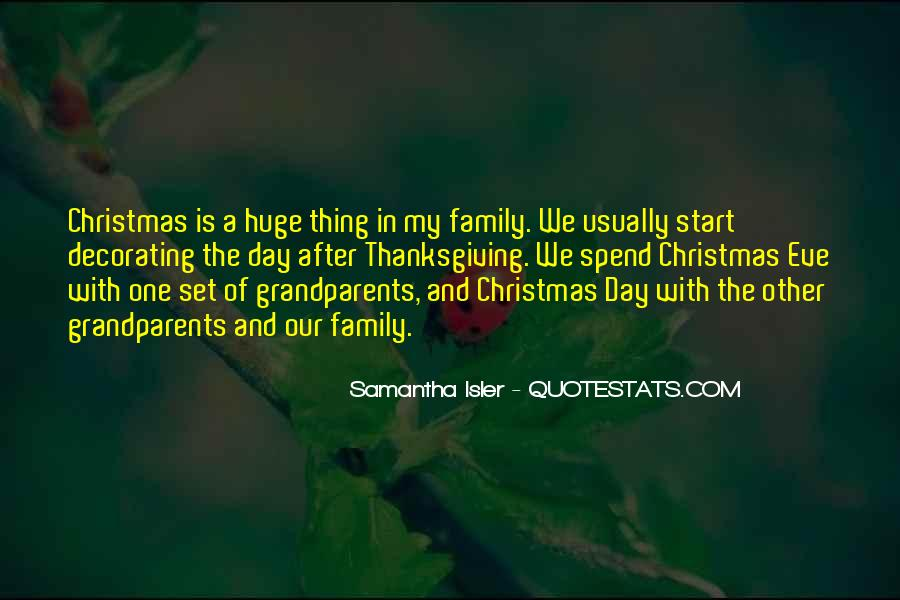 Quotes About Christmas And Family #412047