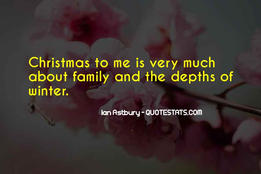 Quotes About Christmas And Family #964469