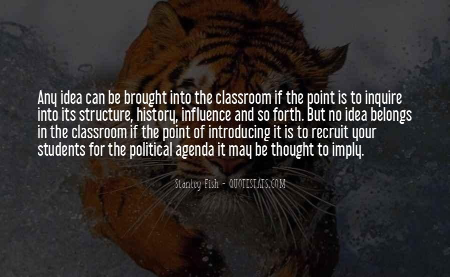 Quotes About Structure In The Classroom #373695
