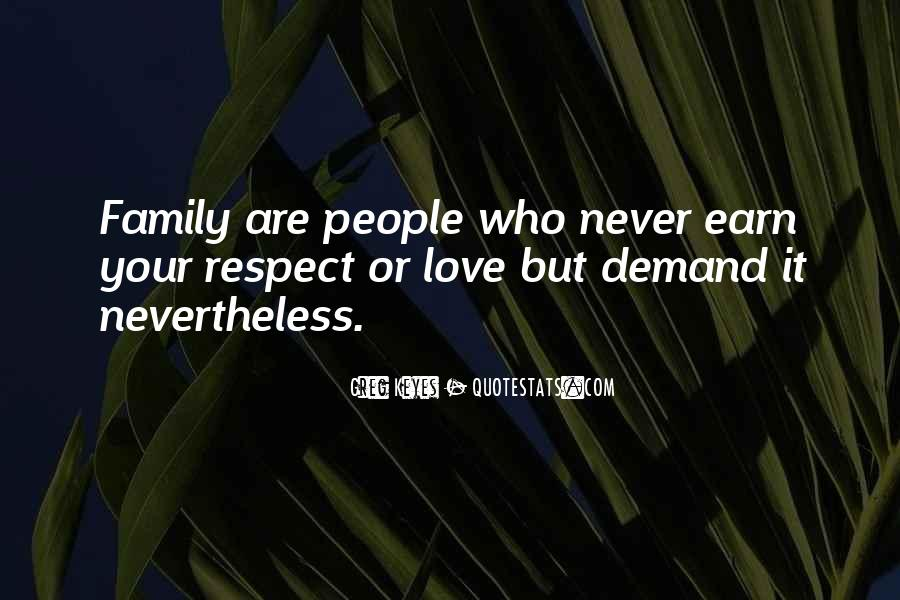 Quotes About Love And Respect In Relationships #1369388