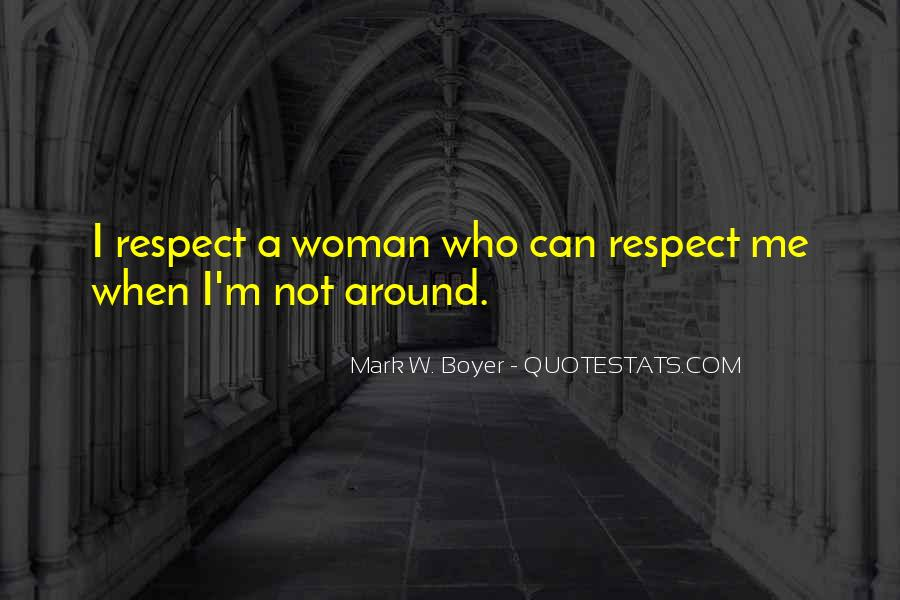 Quotes About Love And Respect In Relationships #1445843