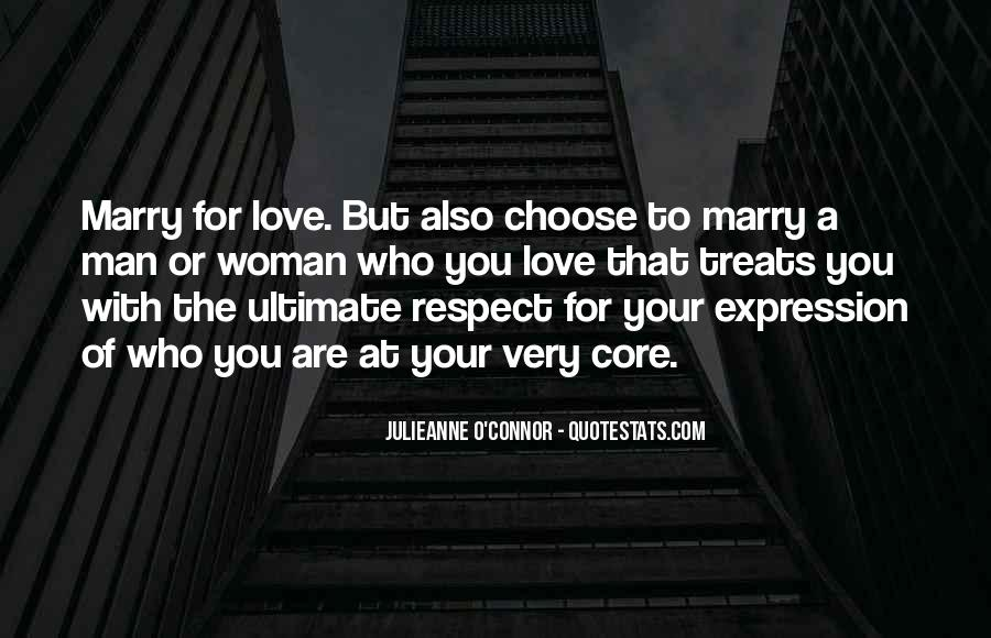 Quotes About Love And Respect In Relationships #1482600
