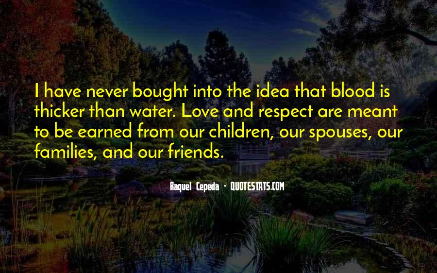 Quotes About Love And Respect In Relationships #888643