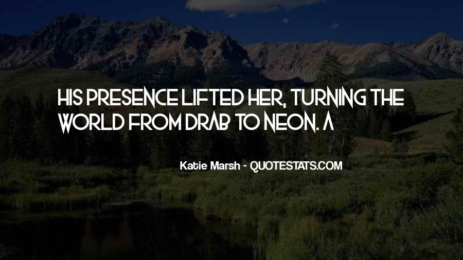 Quotes About Neon #747950