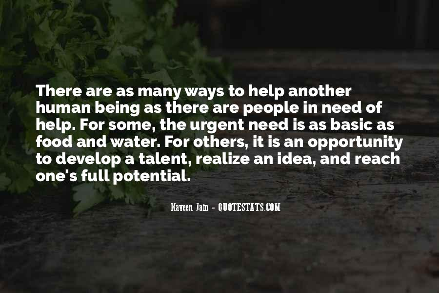 Quotes About Being There For Others #697913