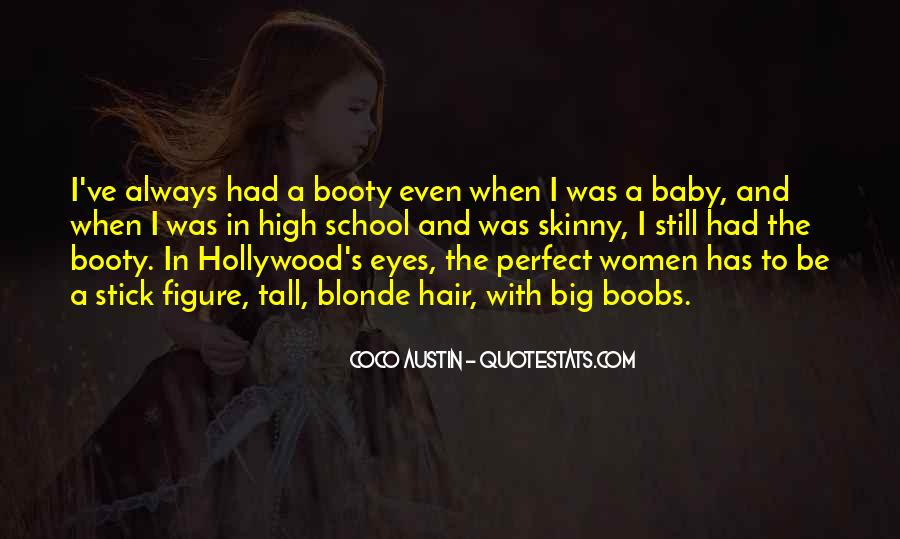 Quotes About A Big Booty #817824
