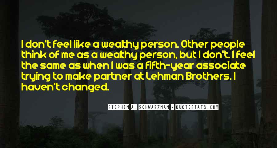 Quotes About Lehman Brothers #1312442
