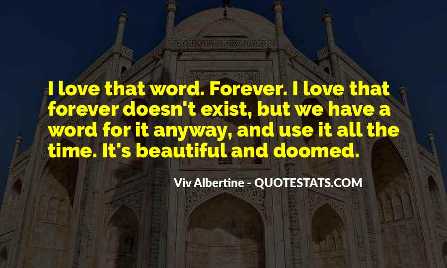 Quotes About Love That Doesn't Exist #581258