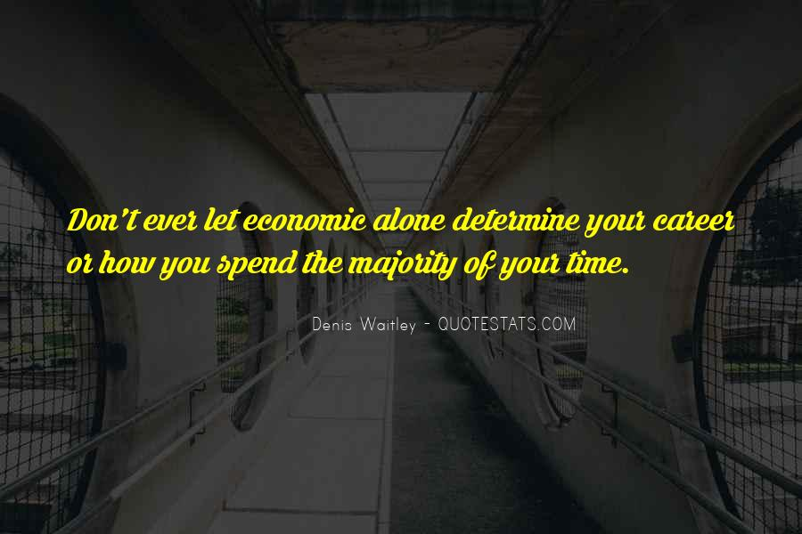 Quotes About Spend Time Alone #269685