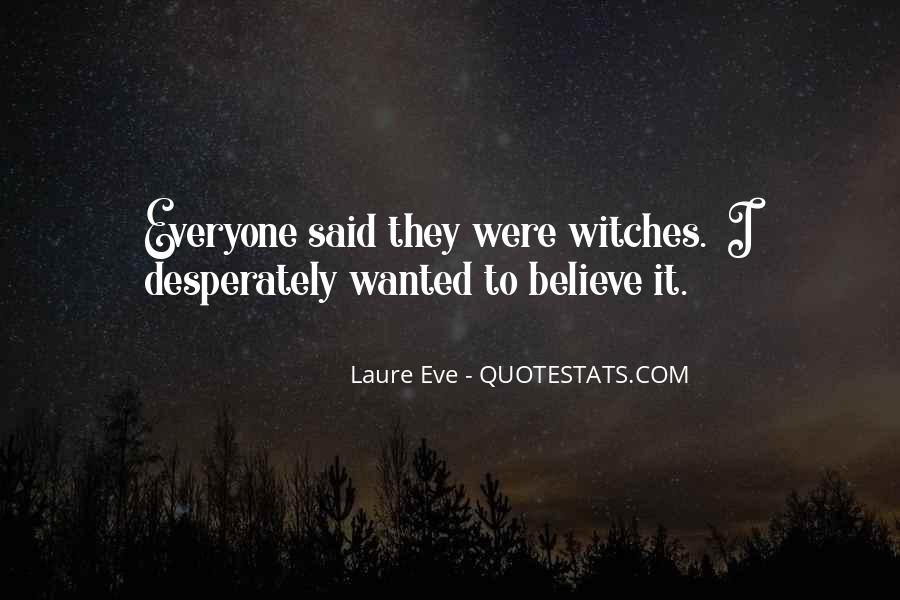 Quotes About Believing In Magic #768396