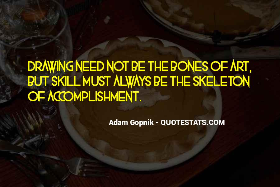 Quotes About Accomplishment #103855
