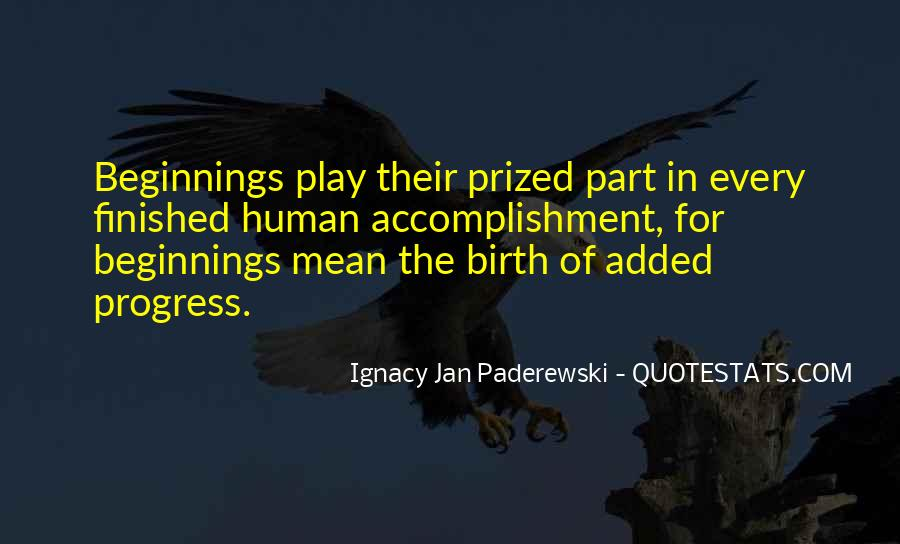 Quotes About Accomplishment #121285