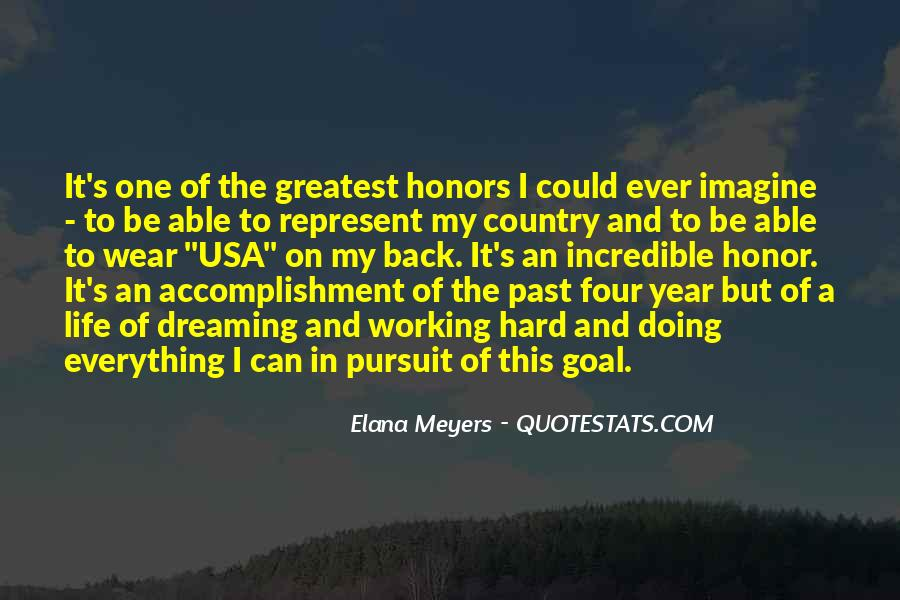 Quotes About Accomplishment #197529