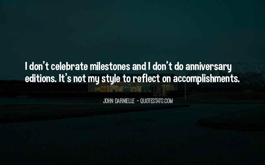Quotes About Accomplishment #206884