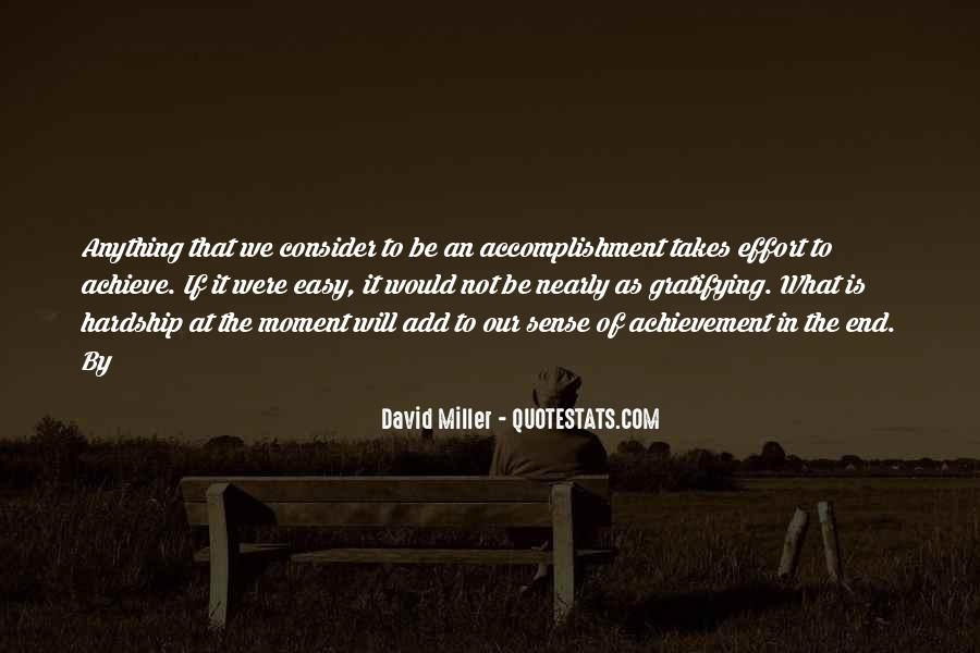Quotes About Accomplishment #220694