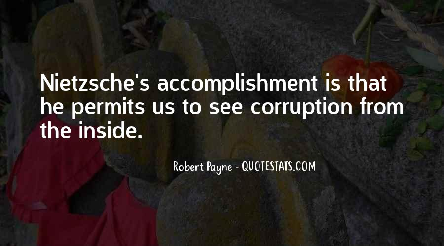 Quotes About Accomplishment #259912
