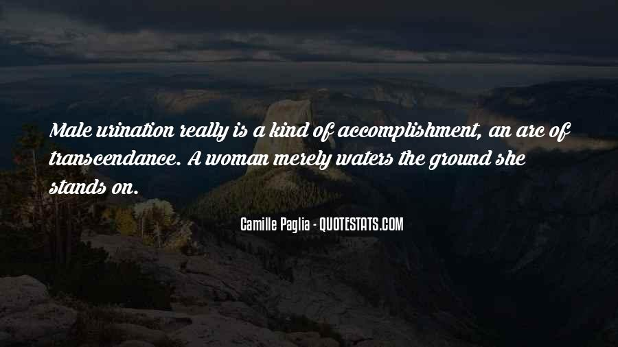 Quotes About Accomplishment #76852