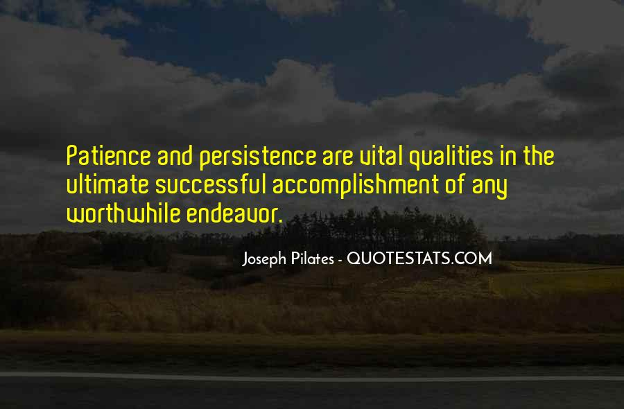 Quotes About Accomplishment #87529
