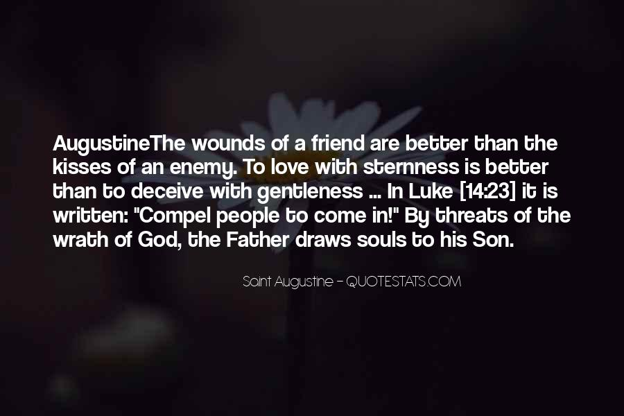 Quotes About Friend And Enemy #220650