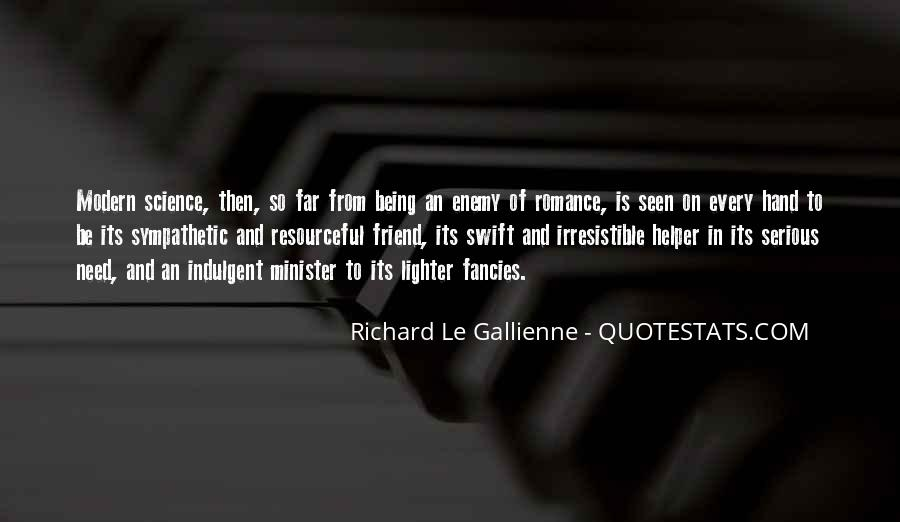 Quotes About Friend And Enemy #256182