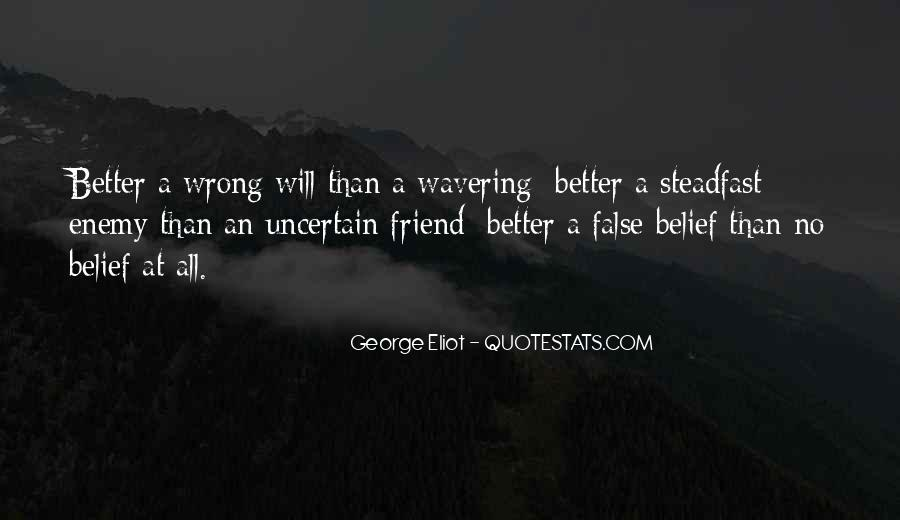 Quotes About Friend And Enemy #34284