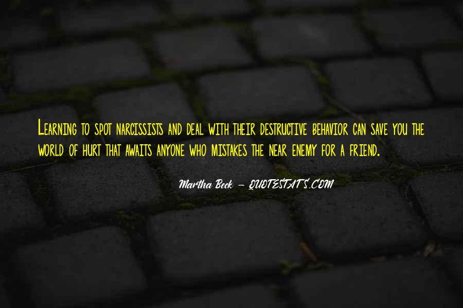 Quotes About Friend And Enemy #361367