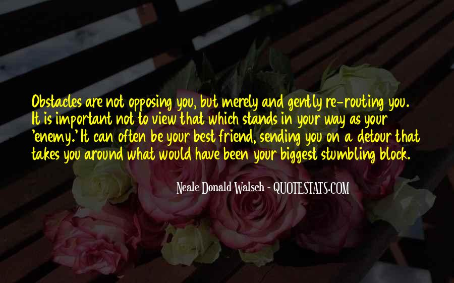 Quotes About Friend And Enemy #383933