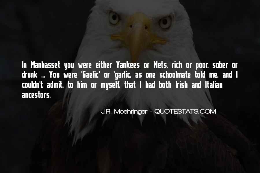 Quotes About Irish Ancestors #1180044