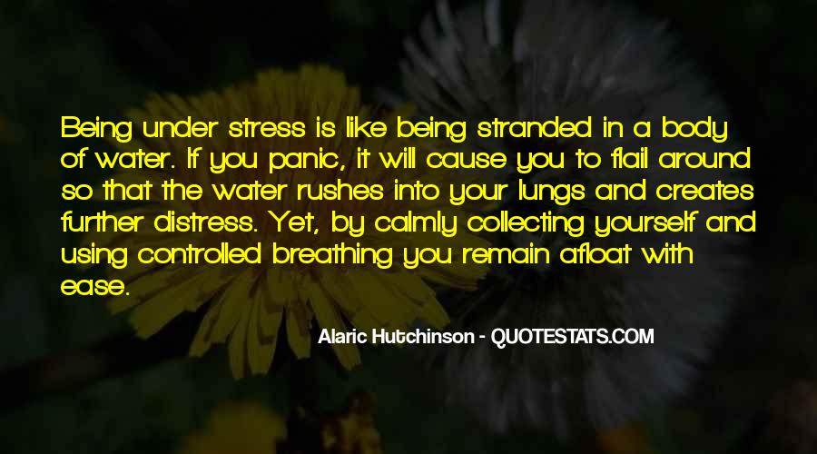 Quotes About Dealing With Stress #406853