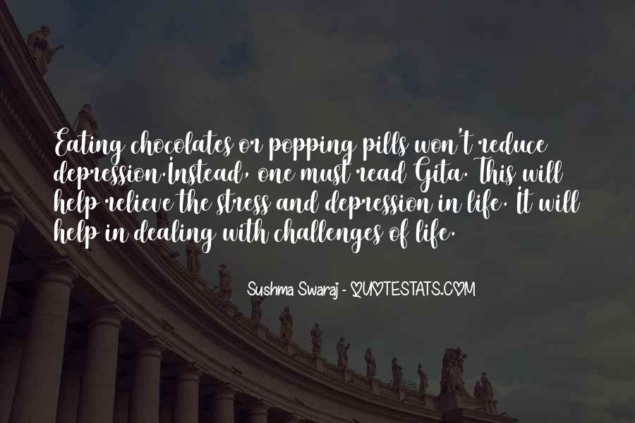 Quotes About Dealing With Stress #448952