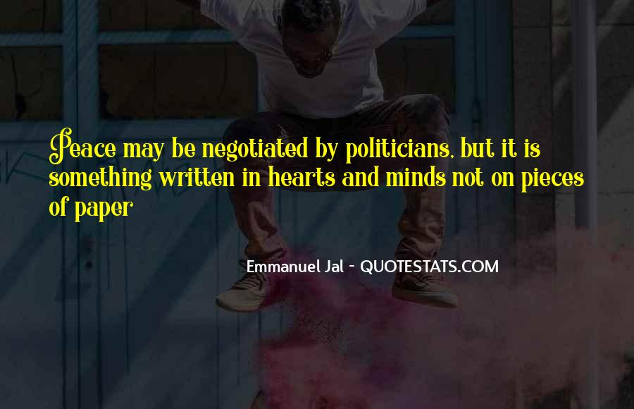Quotes About Peace Of Heart And Mind #225601