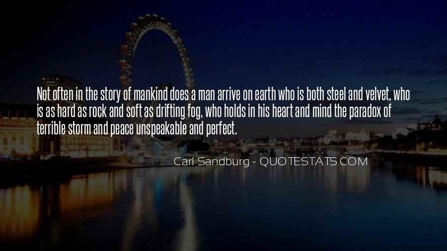 Quotes About Peace Of Heart And Mind #636240