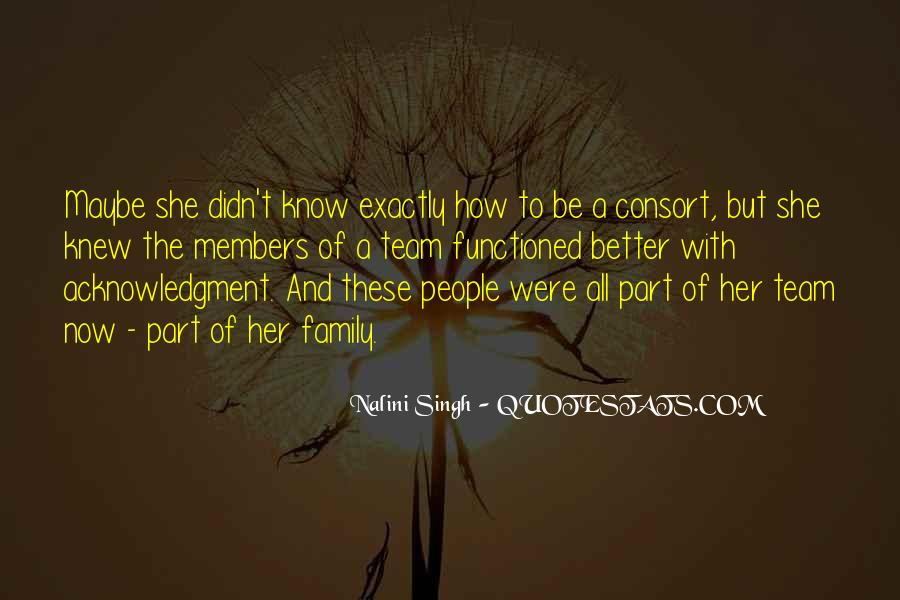 Quotes About Family Who Think They Are Better #178985