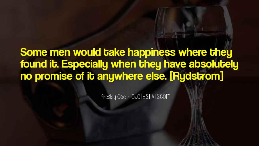 Quotes About Rydstrom #1346411