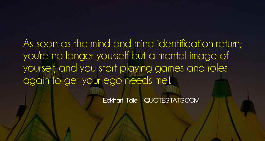 Quotes About Playing Mind Games #1854438