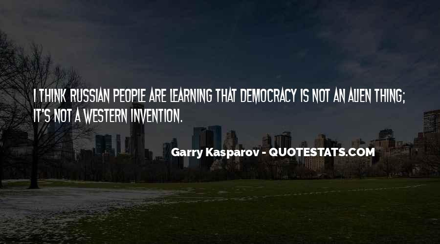 Quotes About Russian People #1072857