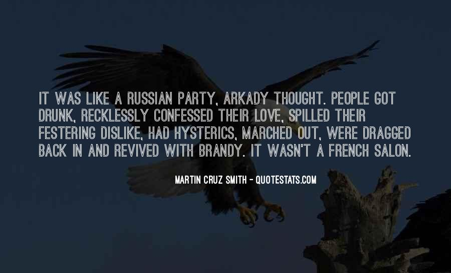 Quotes About Russian People #1109681