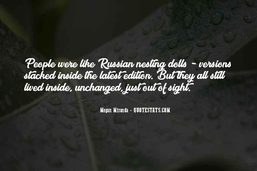 Quotes About Russian People #1149549