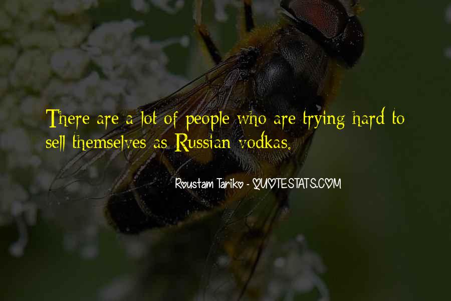 Quotes About Russian People #1265008