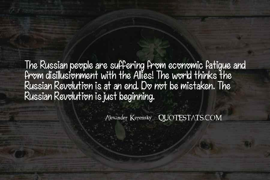 Quotes About Russian People #1265239