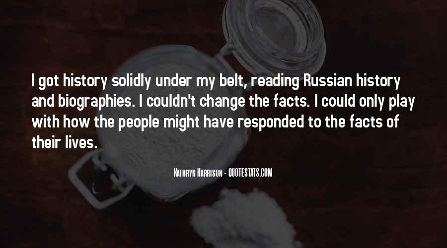 Quotes About Russian People #1330669