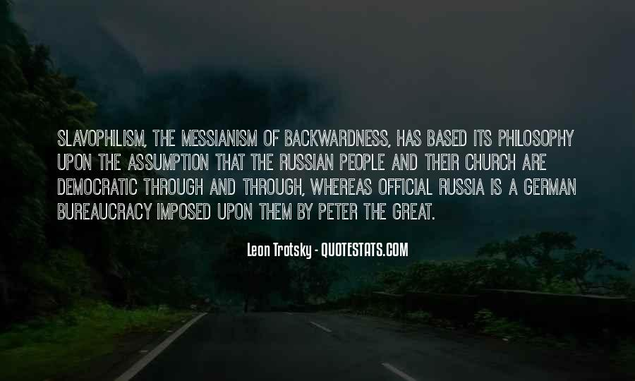 Quotes About Russian People #1510053