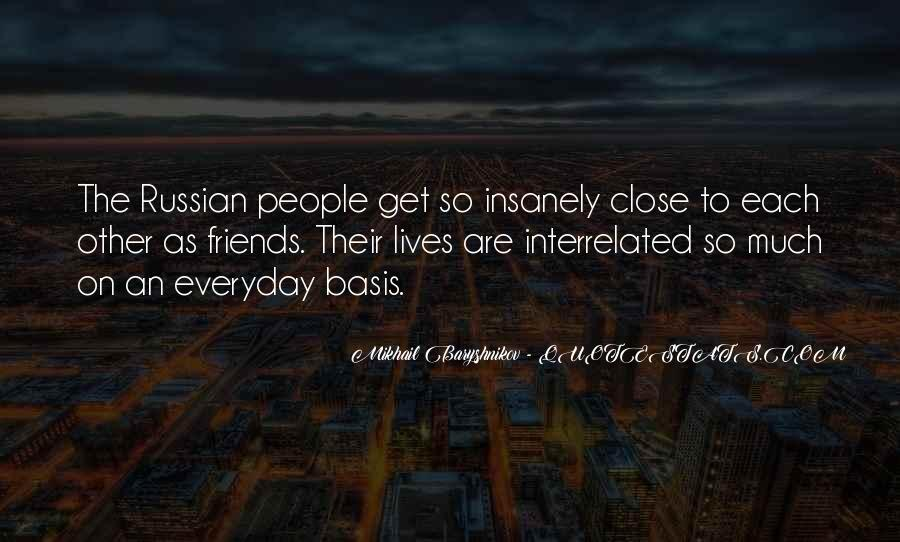 Quotes About Russian People #1531033