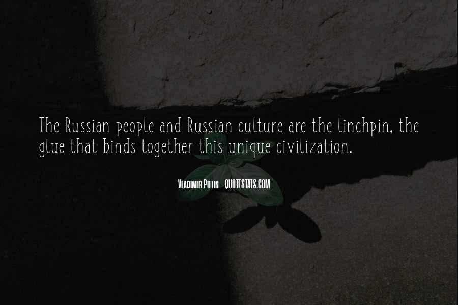Quotes About Russian People #1557151
