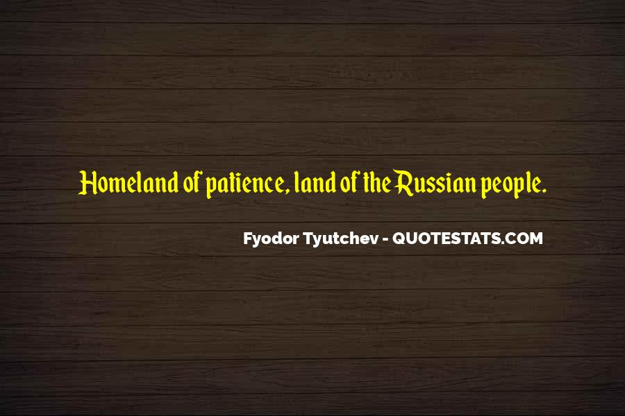 Quotes About Russian People #1589094