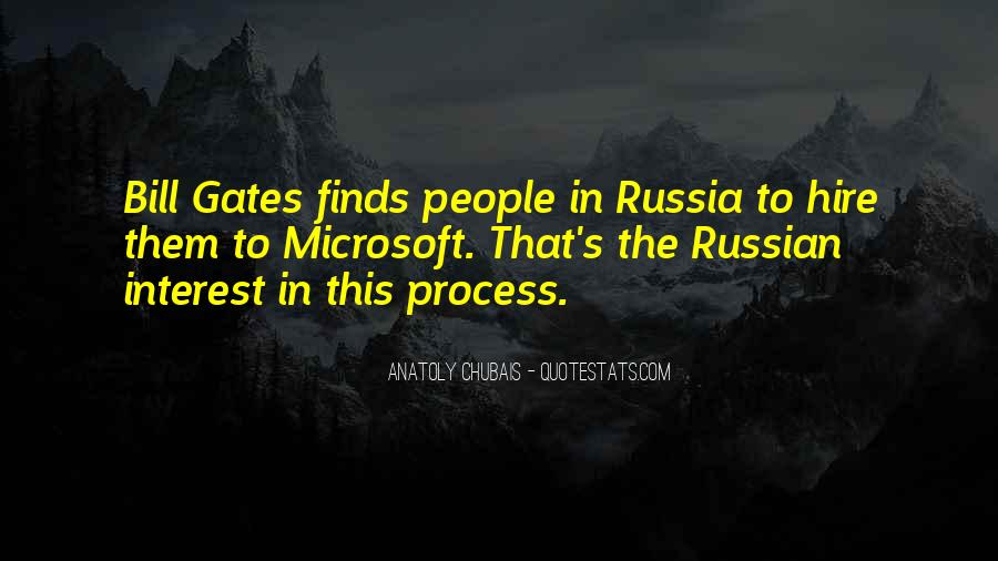 Quotes About Russian People #167710