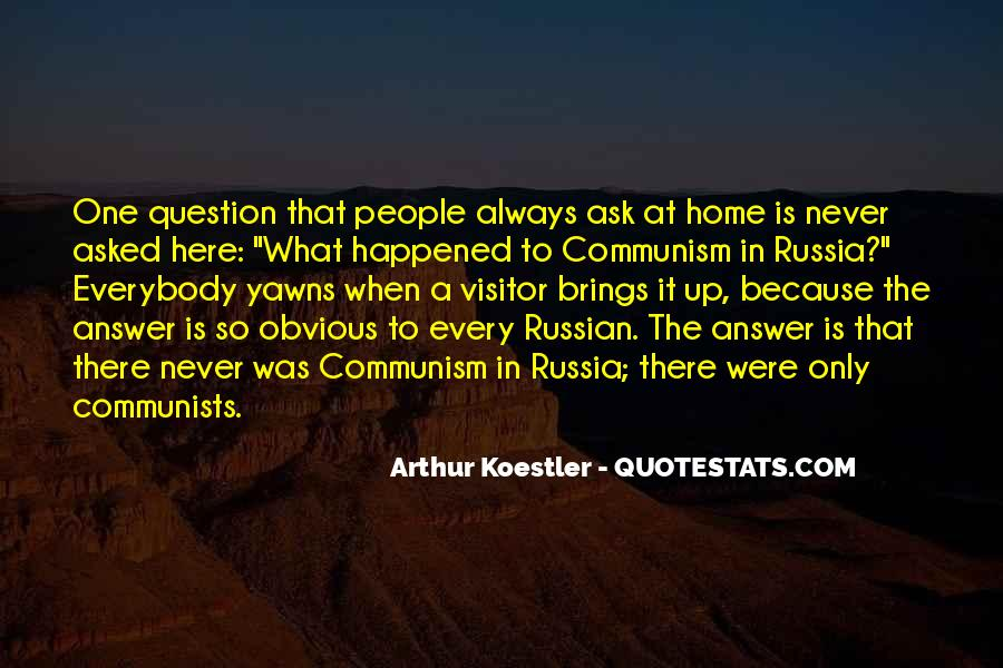 Quotes About Russian People #248128