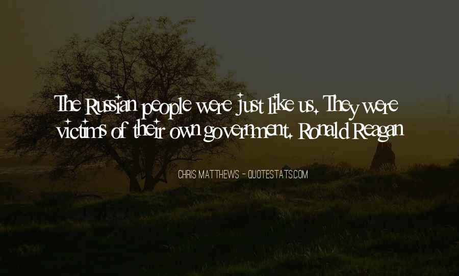 Quotes About Russian People #348061